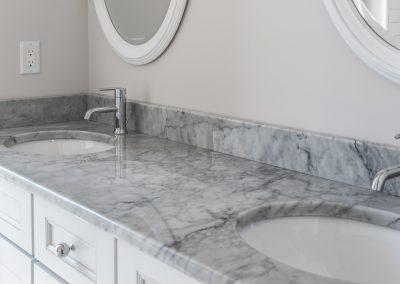 M-H Master Bath Sink